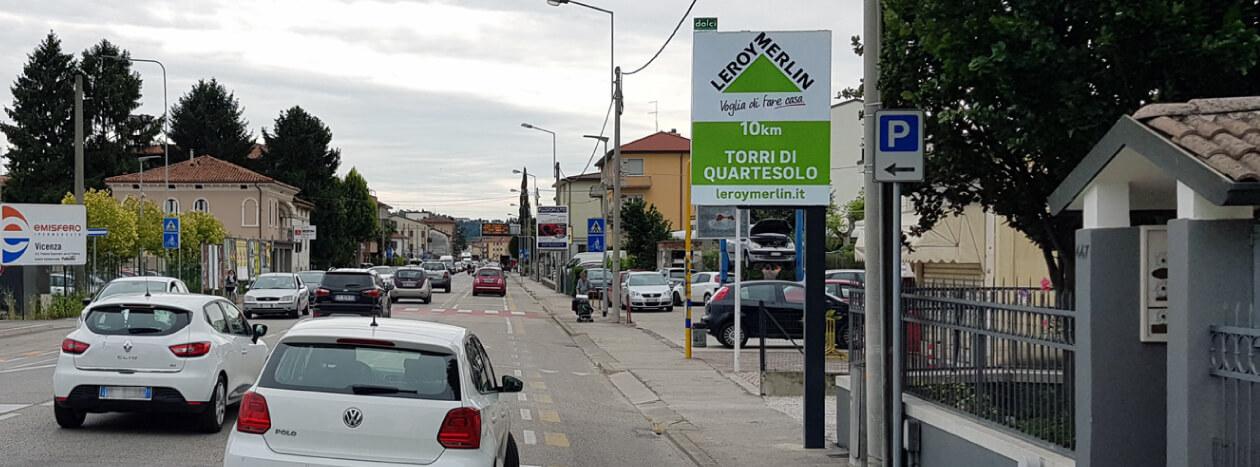 Pubblicità Vicenza