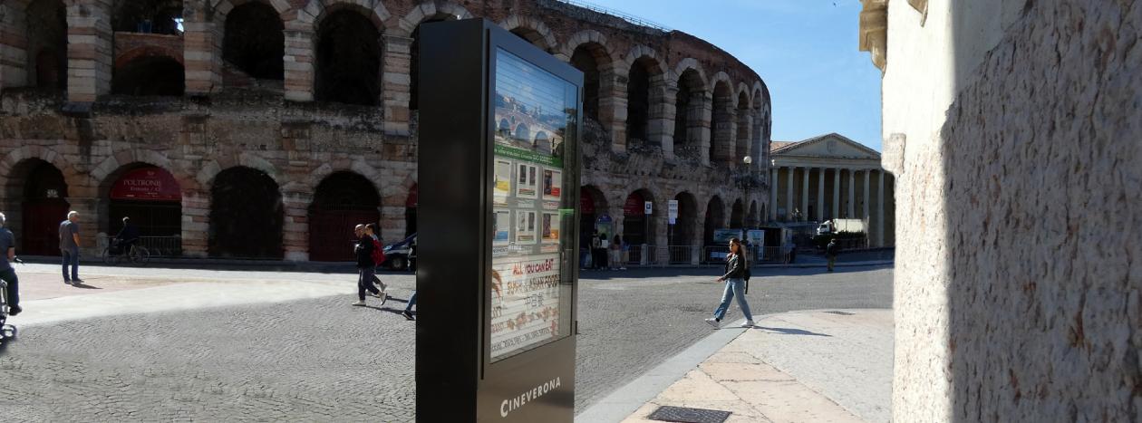 Pubblicità e affissioni Verona